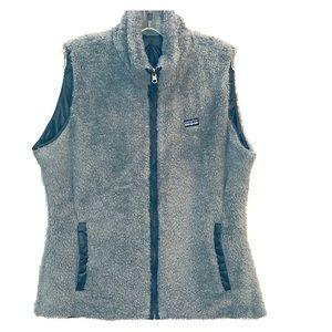 Patagonia Los Gatos Reversible Fleece Vest